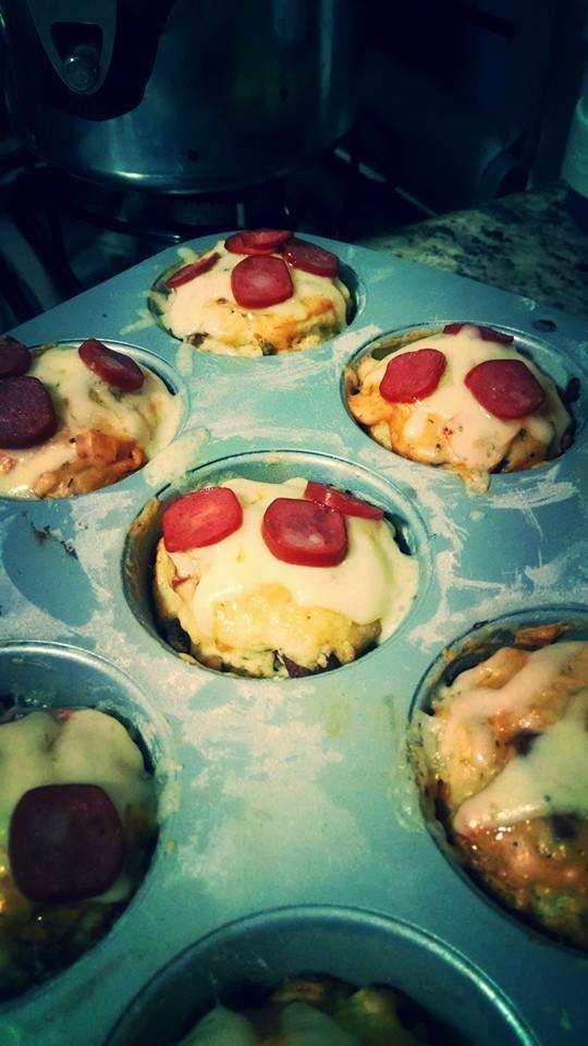 Cupcake Pizza