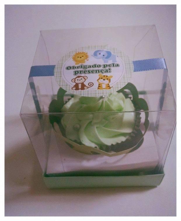 Cupcake Buttercream Baunilha