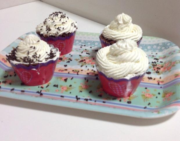 Cupcake Chantininho