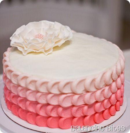 Petal Cake Bolo Pétala