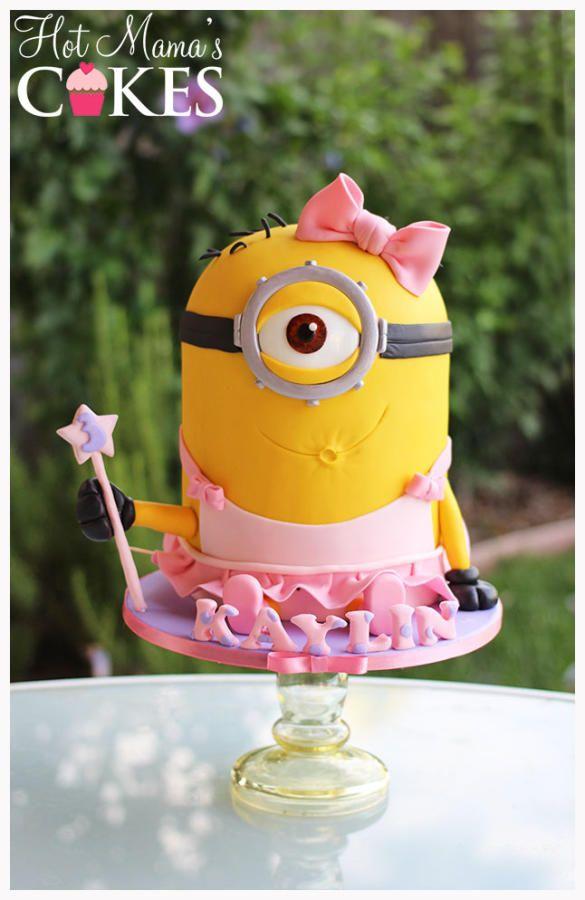 Confeitaria Minion Bolo Cupcake Cake Pop