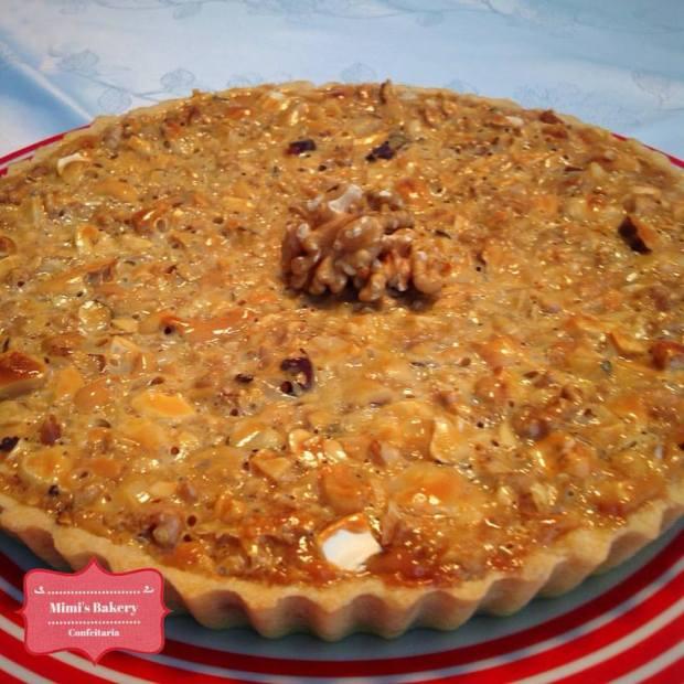 torta de nuts torta nozes castanha do pará castanha de caju doce de leite