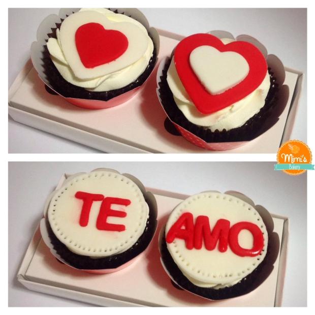 Cupcakes Dia dos Namorados