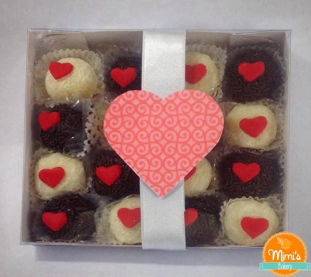 Docinhos Dia dos Namorados