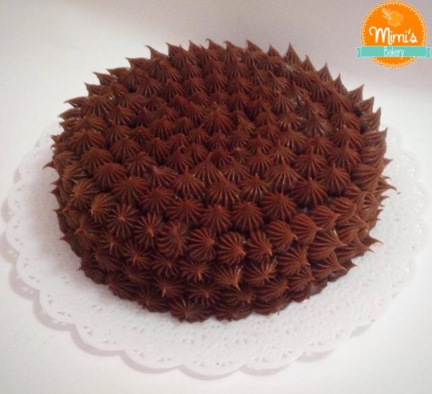 Mini Bolo Chocolate, Doce de Leite e Brigadeiro