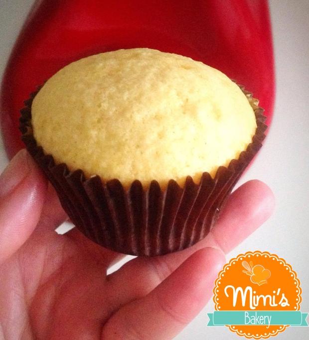 Cupcake de Ninho