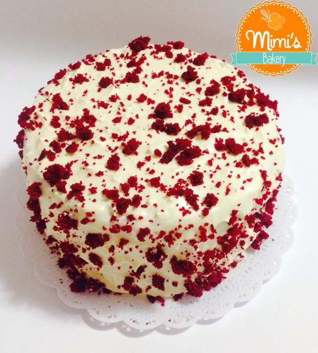 Red Velvet Creme de Ninho