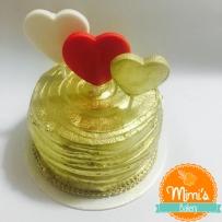 Mini Bolo Dia dos Namorados
