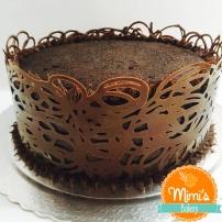 Bolo Grade de Chocolate Brigadeiro + Ninho