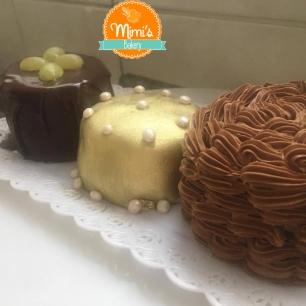 Kit Degustação: Mini bolo
