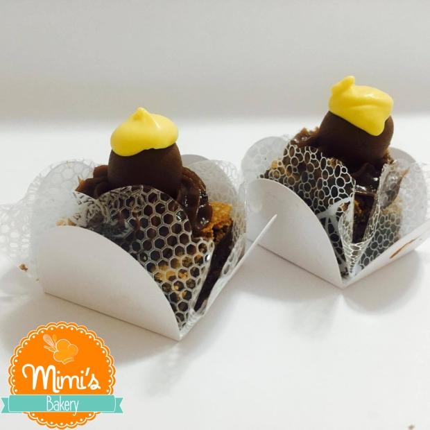 Brownie de Festa: Pote de Mel
