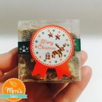 Caixinha com Mini Palha Italiana