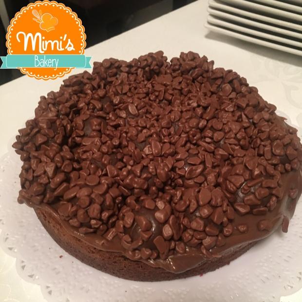 Torta Brownie Brigadeiro Belga