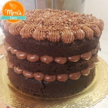 Naked Cake Chocolatudo