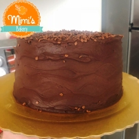 Bolo de Chocolate, Oreo e Ganache