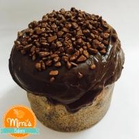 Chocotone Recheado Brigadeiro de Chocolate