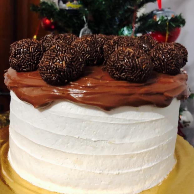 Drip Cake Nutelludo