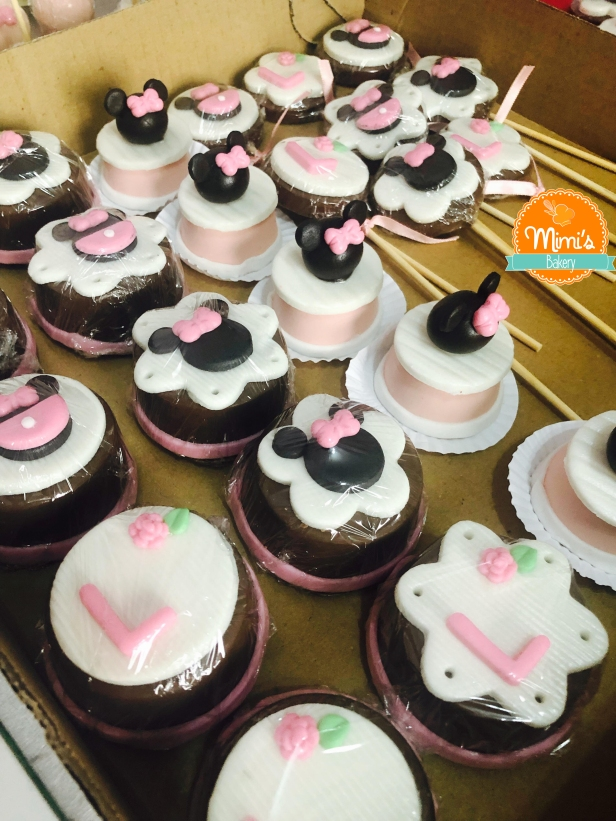 Doces Decorados Minnie
