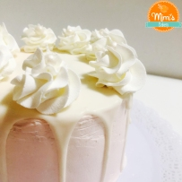 Drip Cake Salmão