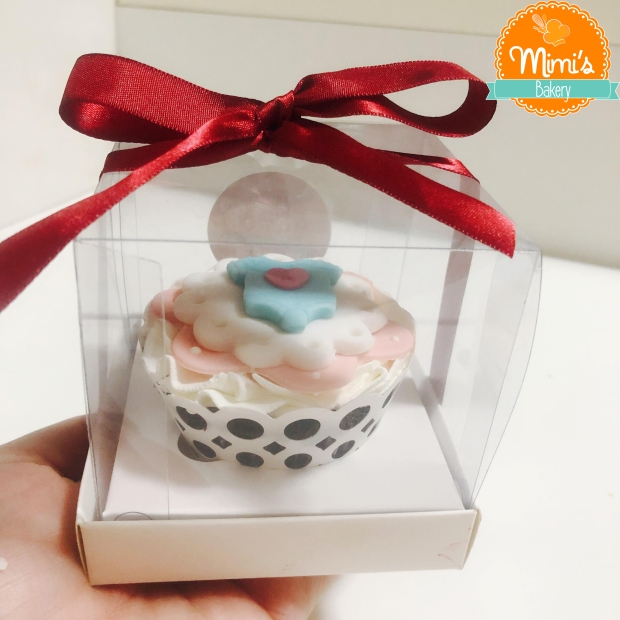 Cupcake Chá Revelação